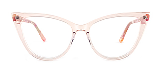 F2159 Harriet Cateye pink glasses