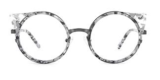 F4530 Darcie Cateye tortoiseshell glasses