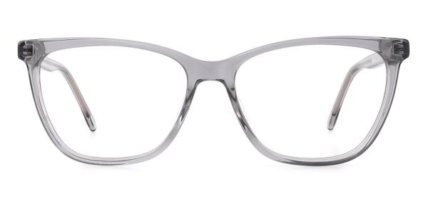 FA036 Judy Rectangle grey glasses