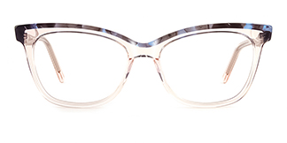 FP1993 Hermosa Cateye brown glasses