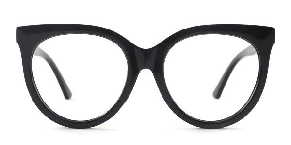 GG0179S Roxie Oval black glasses