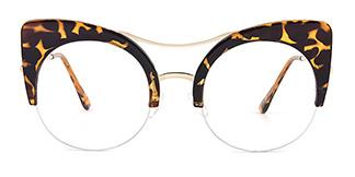 HT012 Janae Cateye tortoiseshell glasses