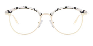 HT1008 Jania Oval other glasses