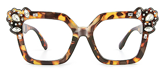 JR66350 Dania Cateye tortoiseshell glasses
