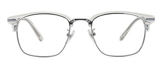 K0022 Cheri Rectangle clear glasses