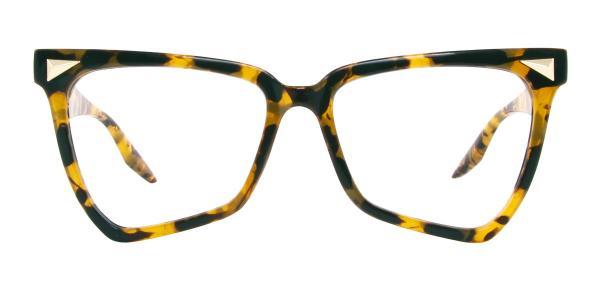 K96321 Quella Butterfly tortoiseshell glasses