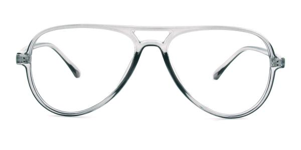 LD2431 Heloise Aviator grey glasses