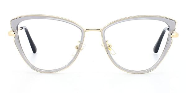 OR036 Palmira Cateye grey glasses