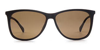 P2 Tristen Rectangle brown glasses