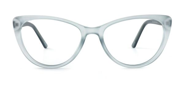 P8013 May Cateye blue glasses