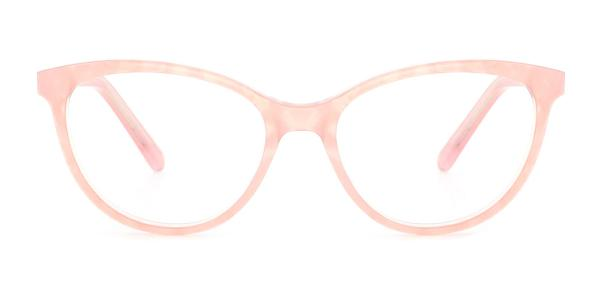 RD306 Olene Cateye pink glasses