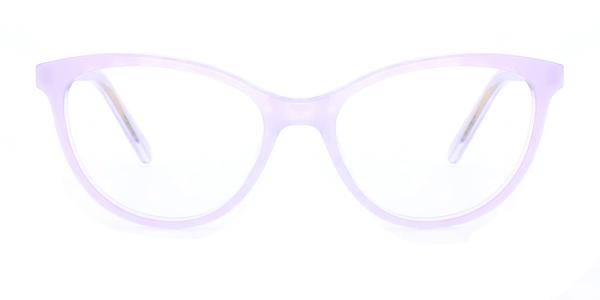 RD306 Olene Cateye purple glasses