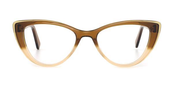 RD3137 Noa Cateye brown glasses