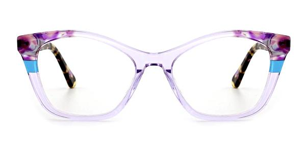 RD359 Onya Cateye purple glasses