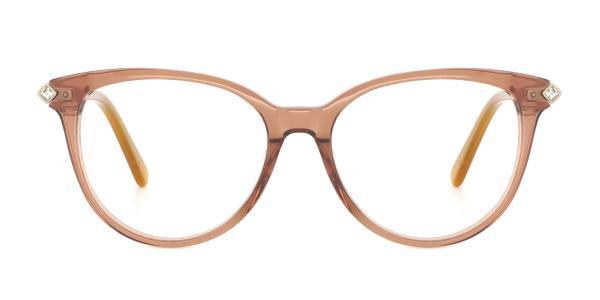 RT-3001 Pandora Oval brown glasses