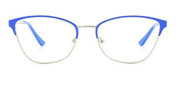 T9024 Pamalla Cateye blue glasses