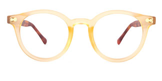 TR1932 Marylou Oval brown glasses