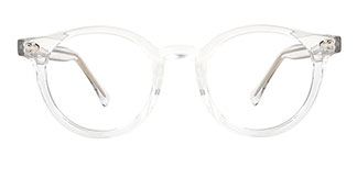 TR1932 Marylou Oval clear glasses