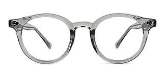 TR1932 Marylou Round grey glasses