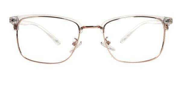 TR9126 Katz Rectangle clear glasses