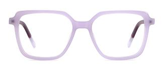 WD57 Annett Rectangle pink glasses