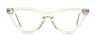 X52056 zoey Cateye green glasses