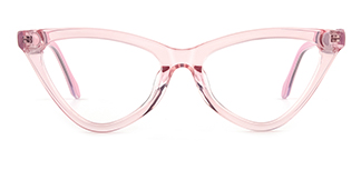 X52056 zoey Cateye pink glasses