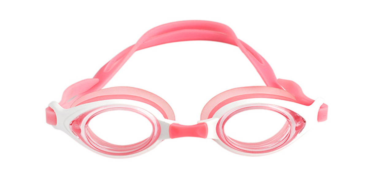 YJ11 Esthe Oval blue glasses