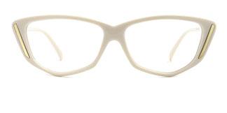 Z3390 Finola Cateye yellow glasses